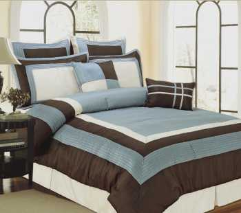 These economical organic cotton bedding sets are very comfortable.