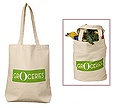 Organic Grocery Bags Make Great Trade Show Give Aways